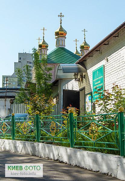 Володимирська церква на Володимирському ринку