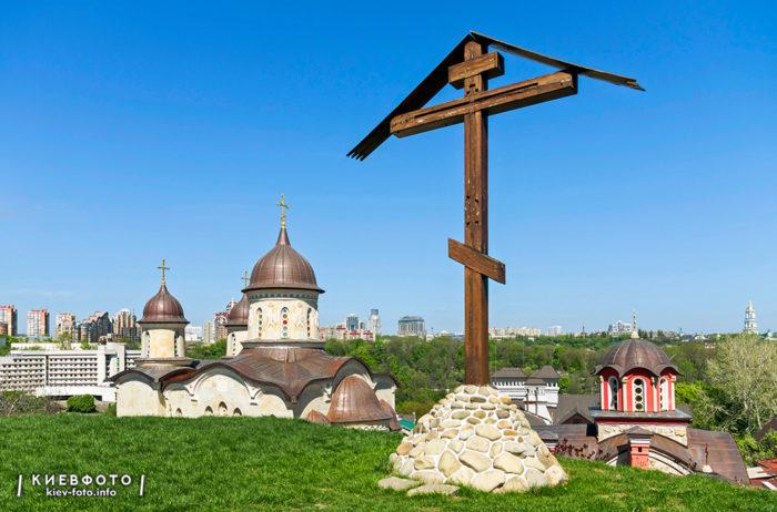 фотографія Архангело-Михайлівського Звіринецького монастиря