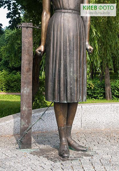 Пам'ятник Тетяні Маркус