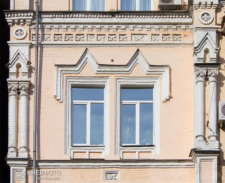Івана Франка 42. Житловий будинок 2-га пол. XIX ст.