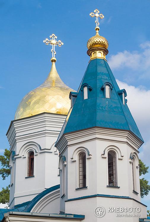 Преображенська церква на Солом'янській площі (на Солом'янці)