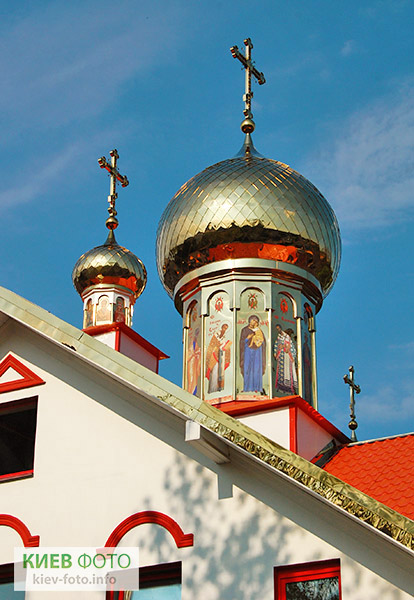 Церква апостолів Петра і Павла на Нивках
