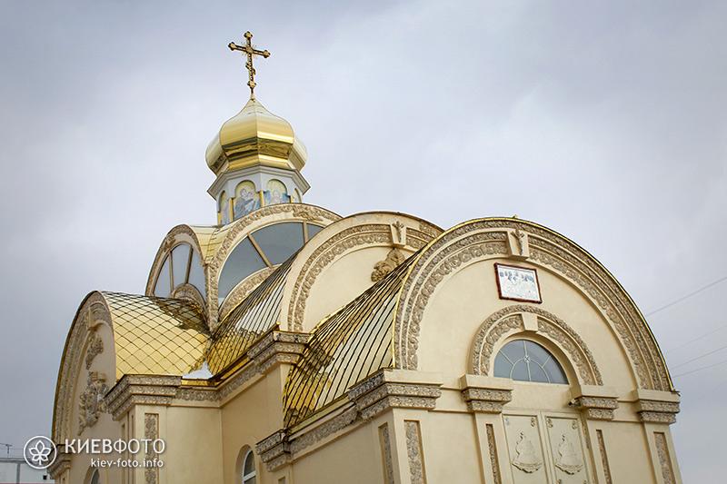 Церква Миколая Чудотворця в Бортничах