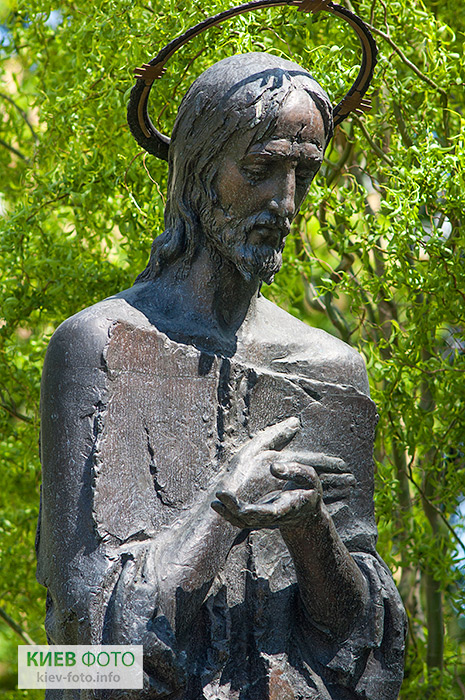 Скульптура «Гефсиманське боріння»