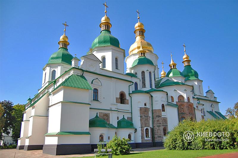 Софія Київська: Цифри і факти