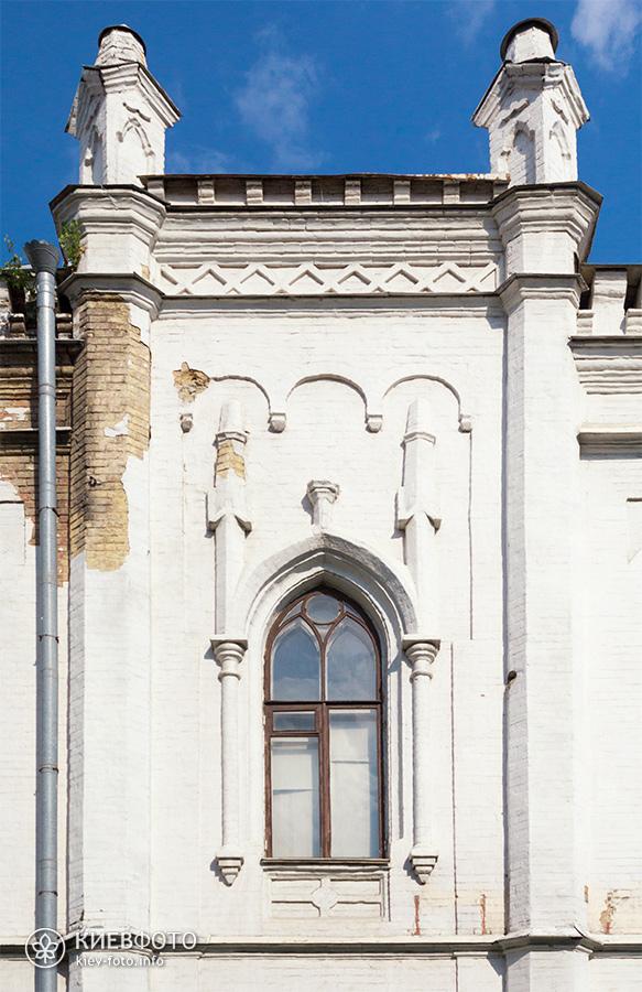 Шевченко 34. Садиба Терещенка. 1874 р