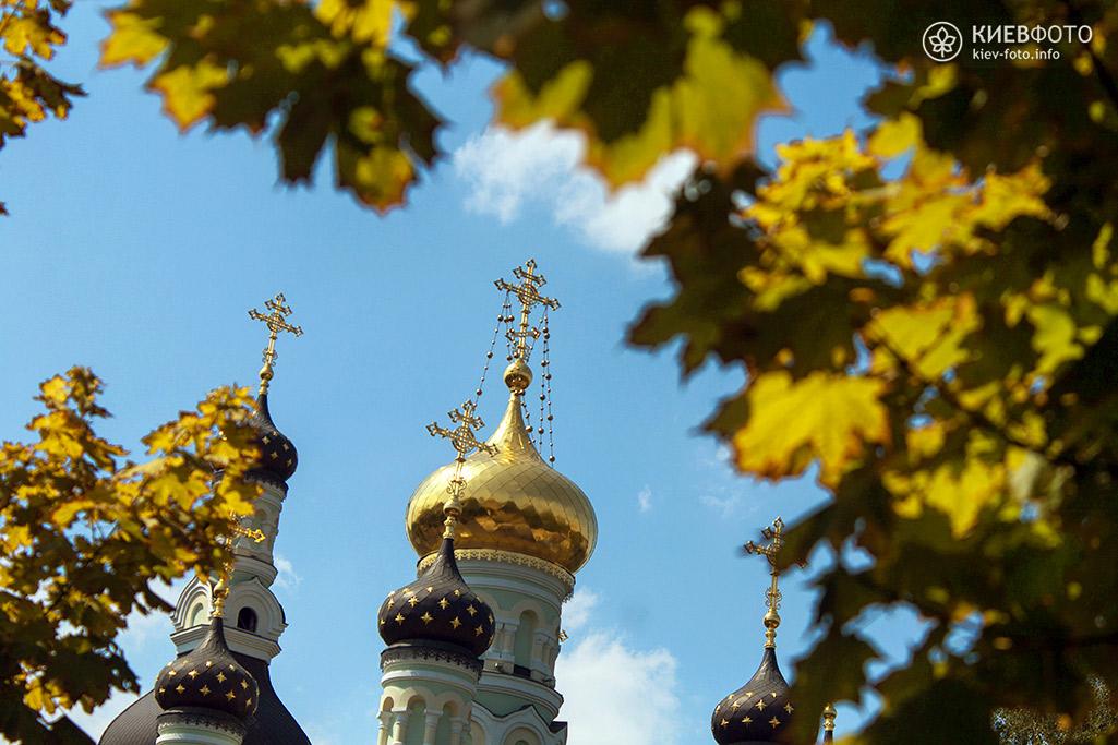 Церква Сергія Радонезького (в Солом'янському районі)