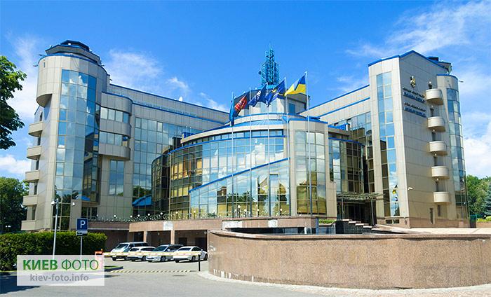 Будинок Футболу у Києві