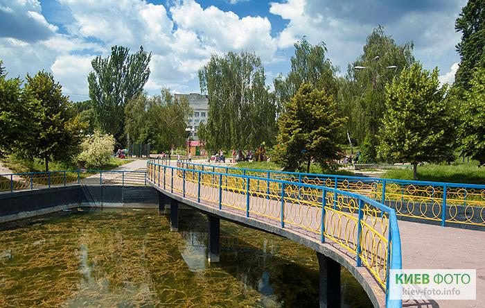 Парк «Орлятко» на Борщагівці