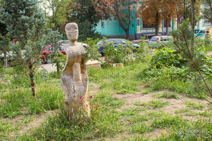 Парк «Самосад» на Подолі