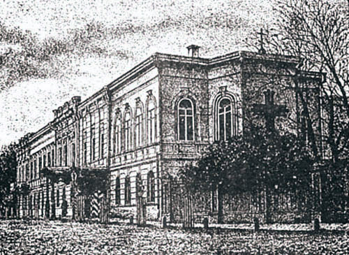 Зруйновані храми святого Миколая в Києві