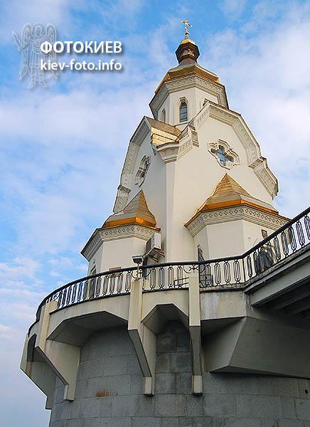 Церква Миколая Чудотворця на водах