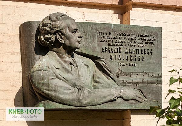Меморіальні (пам'ятні) дошки Києва