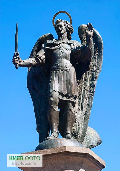 Пам'ятник Архістратигу Михаїлу на Оболоні