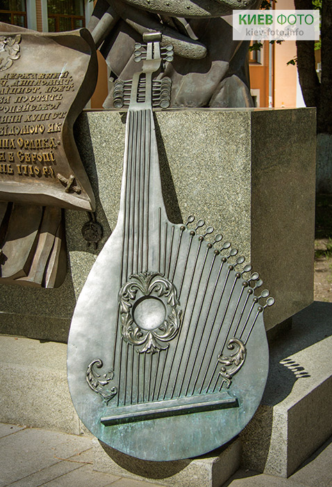 Пам'ятник Пилипу Орлику в Києві