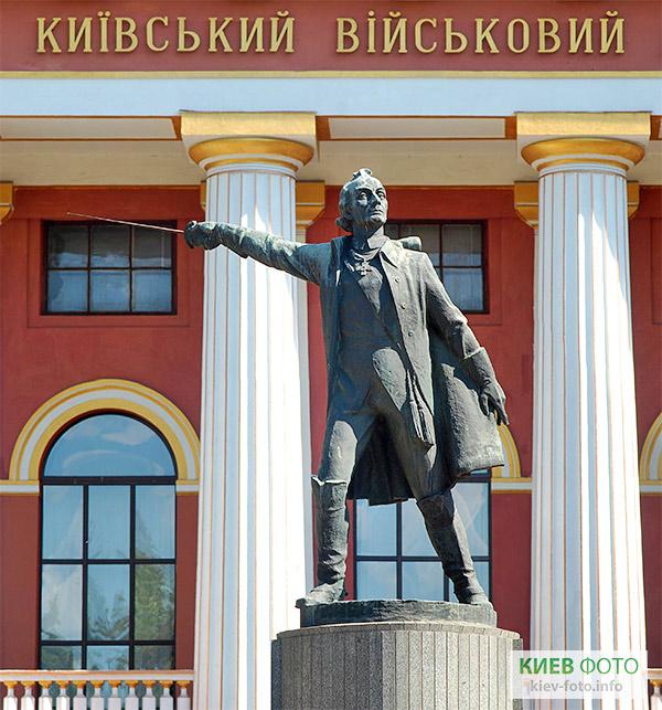Пам'ятник Олександру Суворову