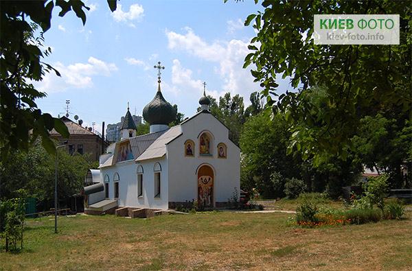 Церква Пресвятої Трійці на Батиєвій горі