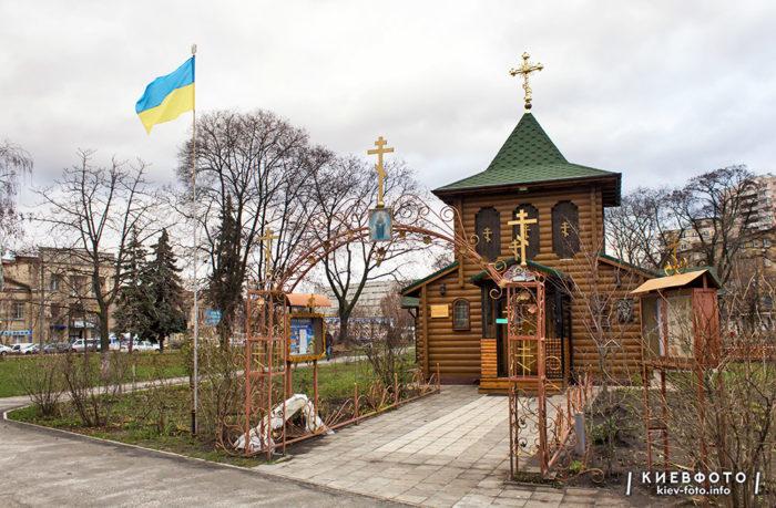 Церква святої Катерини в Дарниці
