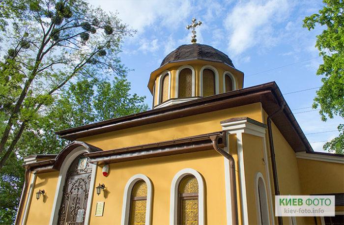 Церква Пресвятої Трійці (в Інституті фтизіатрії і пульмонології)