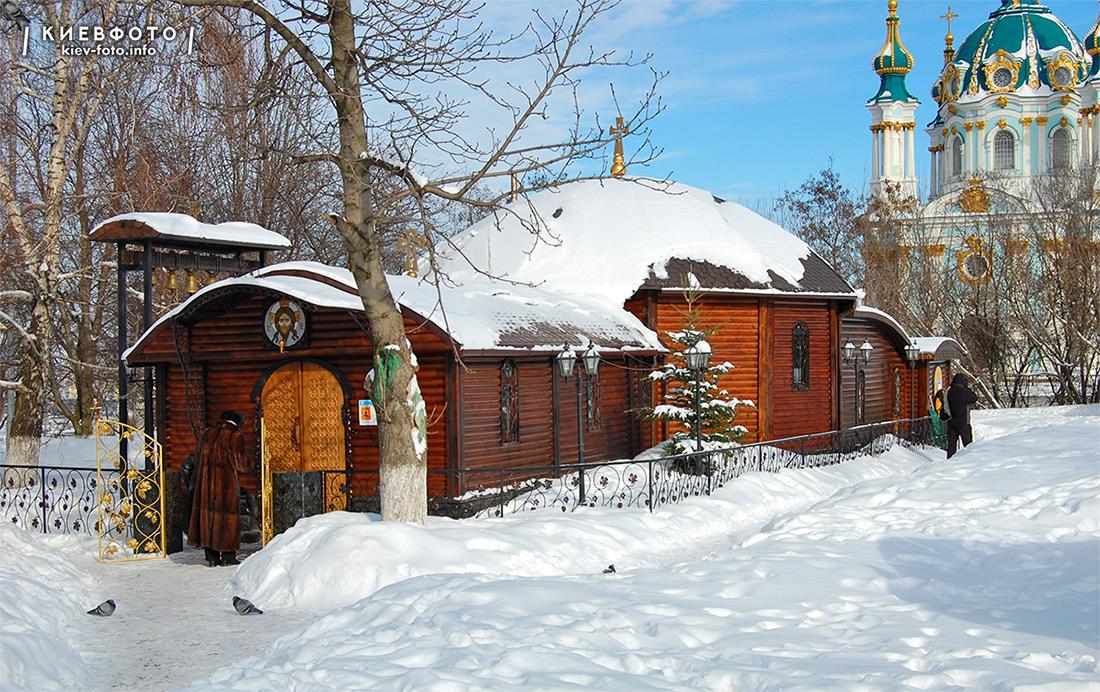 Десятинний чоловічий монастир в Києві