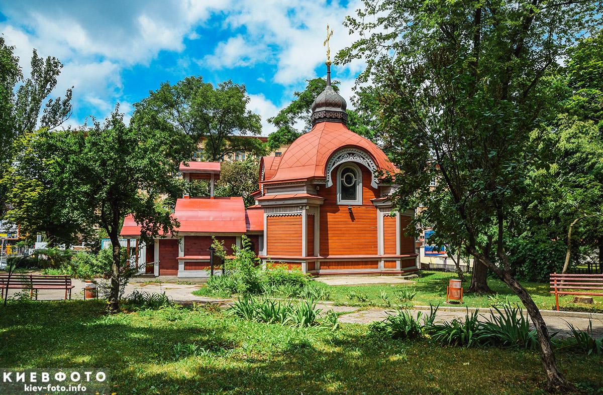 Церква Володимирської ікони Божої Матері (на Лук'янівці)