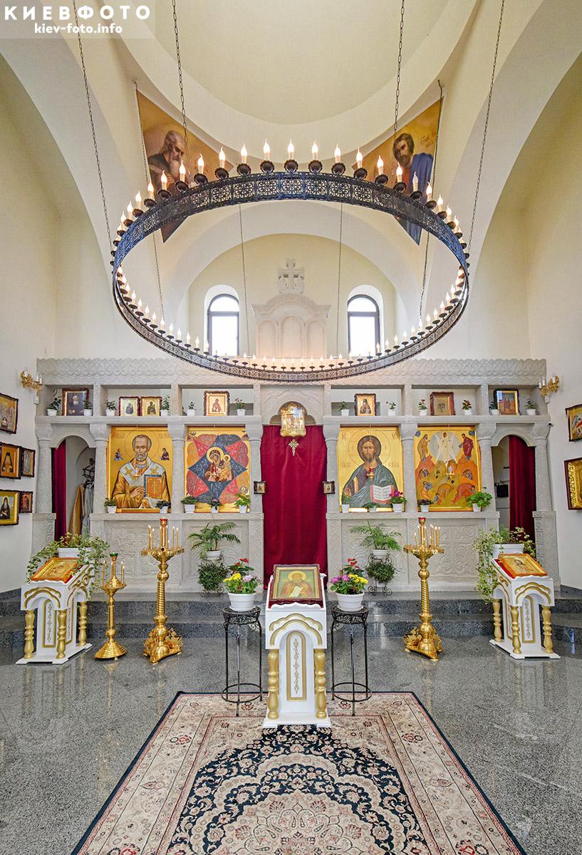Церква Преображення Господнього в КМ «Хутір Ясний»