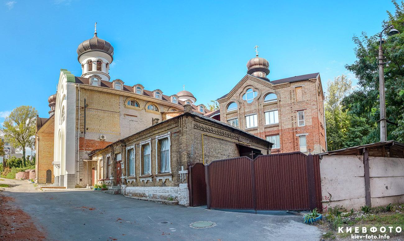 Церква Іоанна Шанхайського і Сан-Франциського в Києві (РПЦЗ (В-В))
