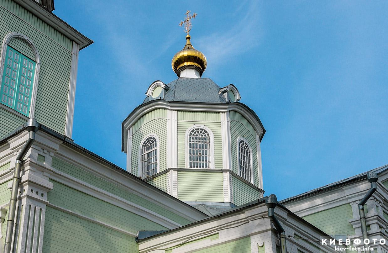 Церква преподобного Серафима Саровського в Пуща-Водиці