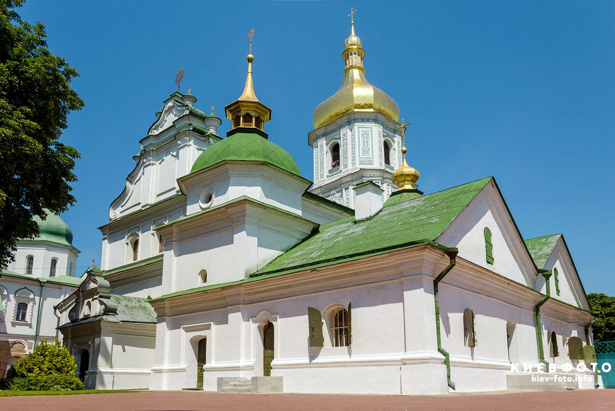 Тепла (Мала) Софія - церква благовірного князя Ярослава Мудрого