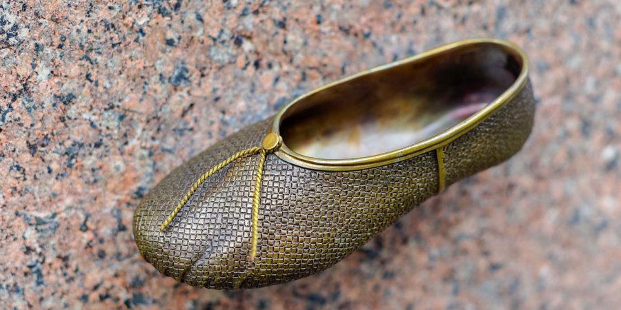 Золота туфелька Сержа Лифаря (Шукай!)