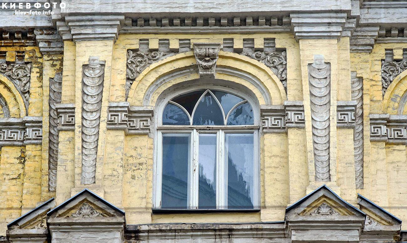 Дмитрівська 35А. Житловий будинок, кін. XIX - поч. XX ст.