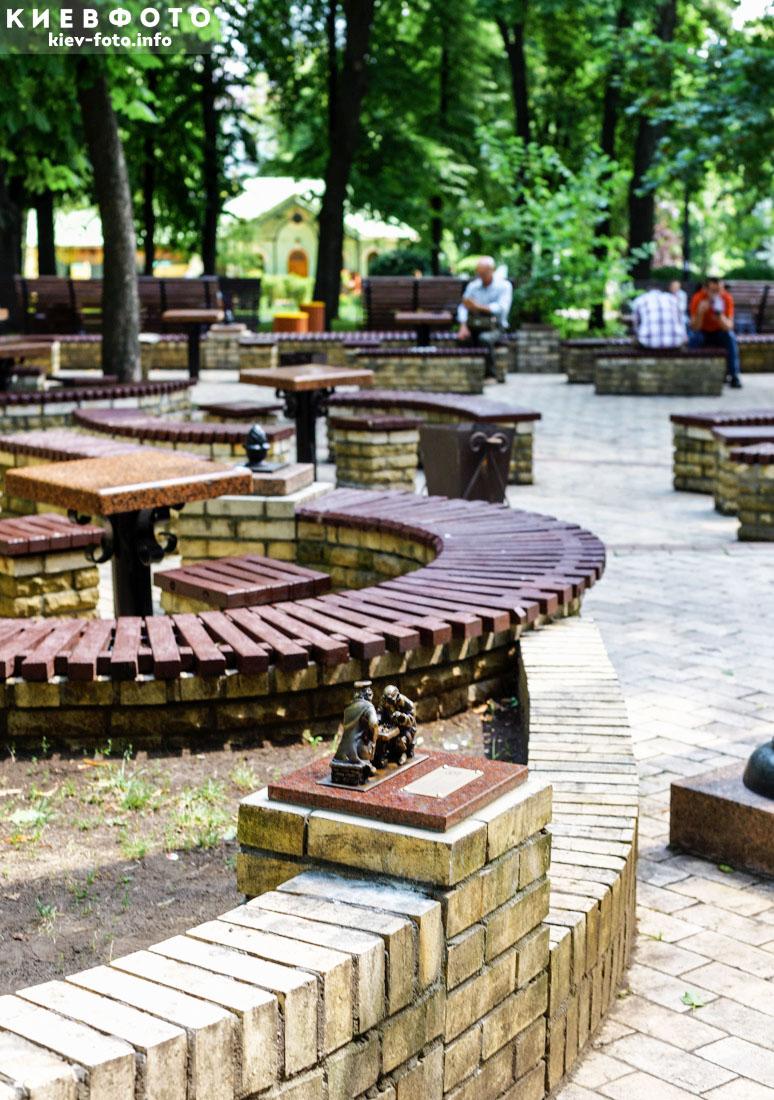 "Міні-скульптура ""Київські шахи"" (Шукай!)"