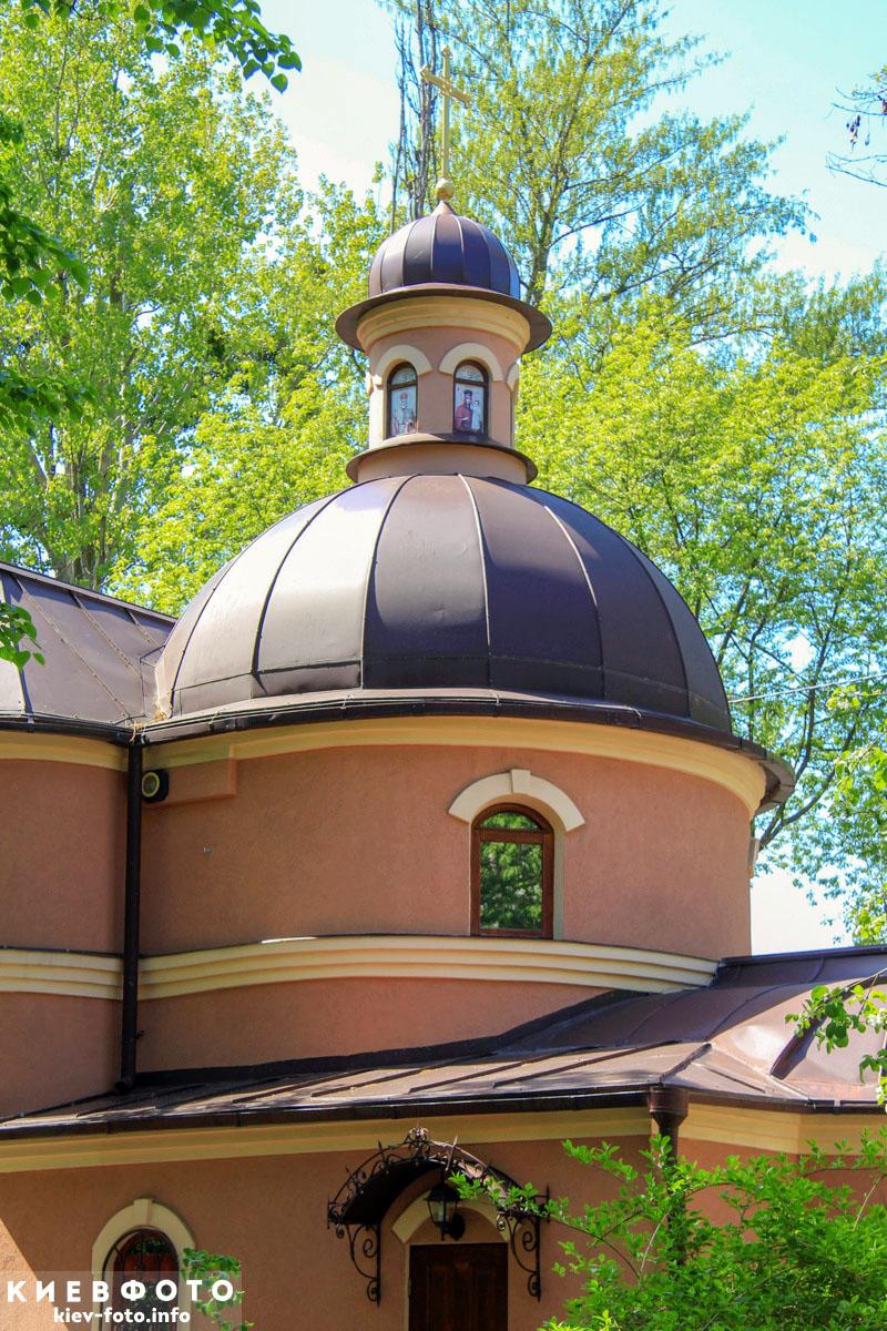 Церква святителя Миколая Чудотворця при 17 міській лікарні Києва