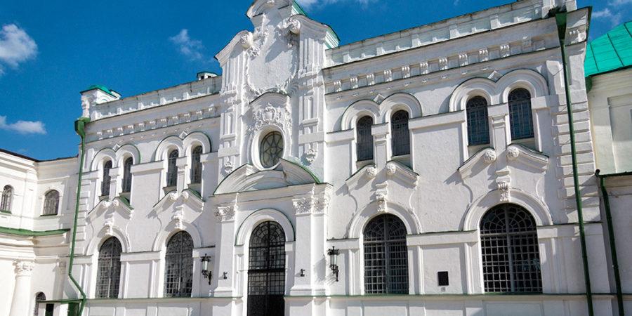Церква Благовіщення Богородиці (верхня Лавра)