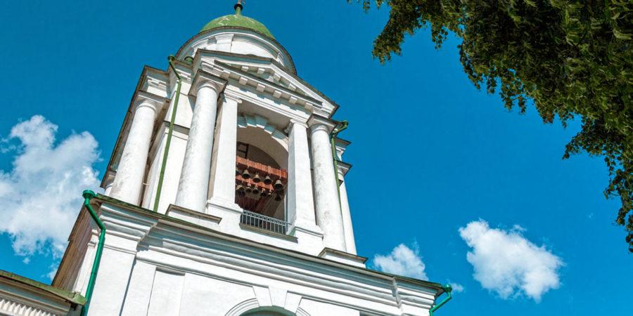 Дзвіниця Флорівського монастиря